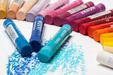 Photos of Oil Pastels