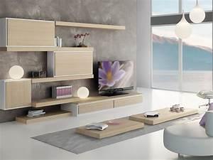 Möbel Schiebetüren Systeme : modulare m bel mit regalen und speichereinheiten idfdesign ~ Michelbontemps.com Haus und Dekorationen