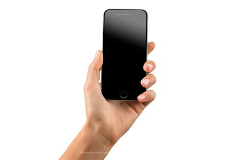 with iphone with iphone 6 mockup maquette