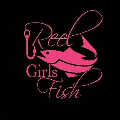 Decals Fishing Cricut Fish Silhouette Monogram Cameo