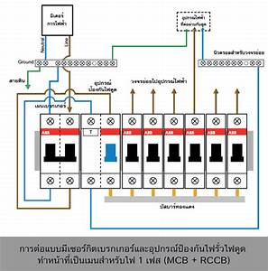 Rcbo Wiring Diagram
