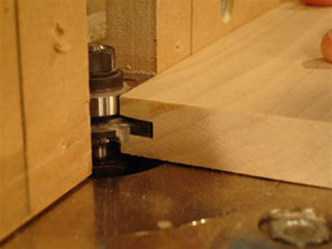 cut tongue  groove joints  tos diy
