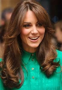 Kate Middleton: Pregnancy & Safe Hair Color | Simply ...