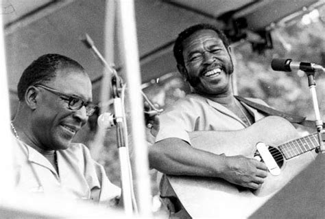 Sonny Terry & Brownie Mcghee, 1971 London