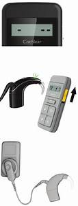Cochlear Cr310 Remote Assistant For Cochlear Implant