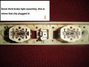 Gmc Third Brake Light Wiring