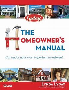 Homeowner U0026 39 S Manual  The
