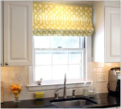 Kitchen Curtains Ideas Modern Kitchen Window Valance Ideas