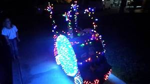 Jeremy As Mickey Mouse In The Disneyland Main Street Electrical Parade Wheelchair Costume
