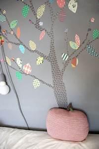 Stickers Arbre Chambre Bébé : best stickers chambre bebe arbre images awesome interior ~ Melissatoandfro.com Idées de Décoration