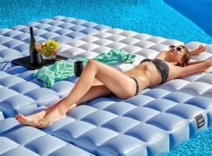 Matelas Gonflable Pour Piscine : matelas gonflable piscine 6 places ~ Dailycaller-alerts.com Idées de Décoration