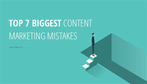 Content Marketing Mistakes Businesses Have To Avoid