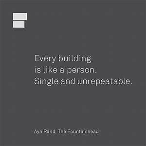189 best Ayn Ra... Ayn Rand Fountainhead Quotes