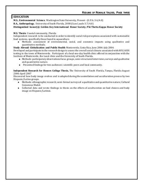 Regulatory Compliance Resume by Regulatory Compliance A Resume Romalie Valdes1