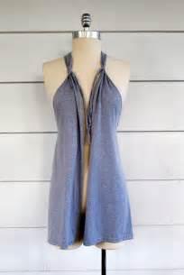 Make a No Sew Vest
