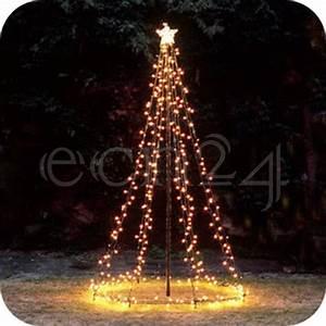 Led Weihnachtsbeleuchtung Außen : gro 6ft vor beleuchtet strahlend wei en led kiefer weihnachtsbaum gr n ebay ~ Frokenaadalensverden.com Haus und Dekorationen
