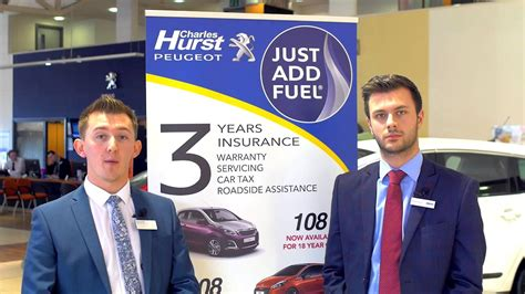 Charles Peugeot by Just Add Fuel At Charles Hurst Peugeot