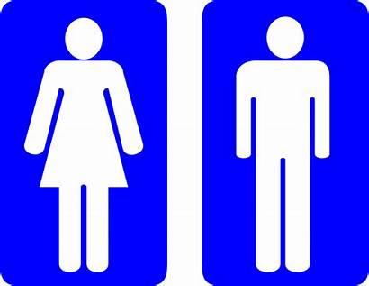 Restroom Signs Clipart Clip Toilet Rest Bathroom