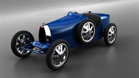 While the original bugatti baby was a 50% scale version of the car that brought automobiles ettore bugatti to fame in the 1920s, the bugatti baby ii offers more in terms of size and considerably more. Bugatti Baby II is a 3/4-scale replica of the Type 35 for $34k | Autoblog