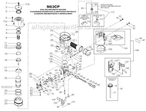 bosch floor nailer parts diagram carpet vidalondon