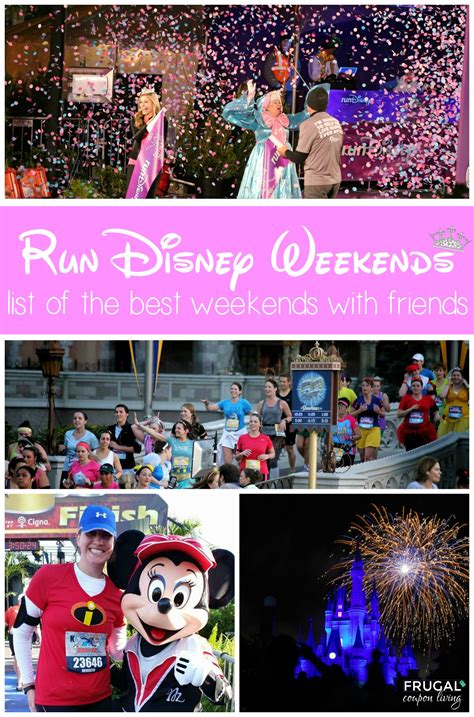 pininterest frugal friendship best run disney weekends with friends