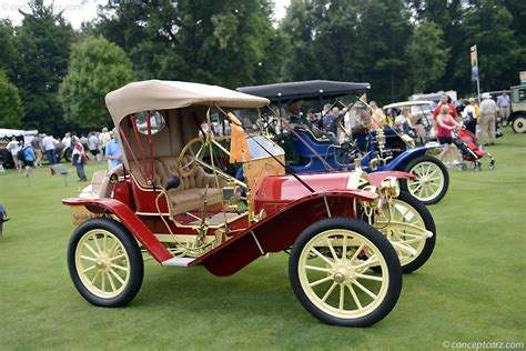Auction Results And Data For 1910 Hupmobile Model 20