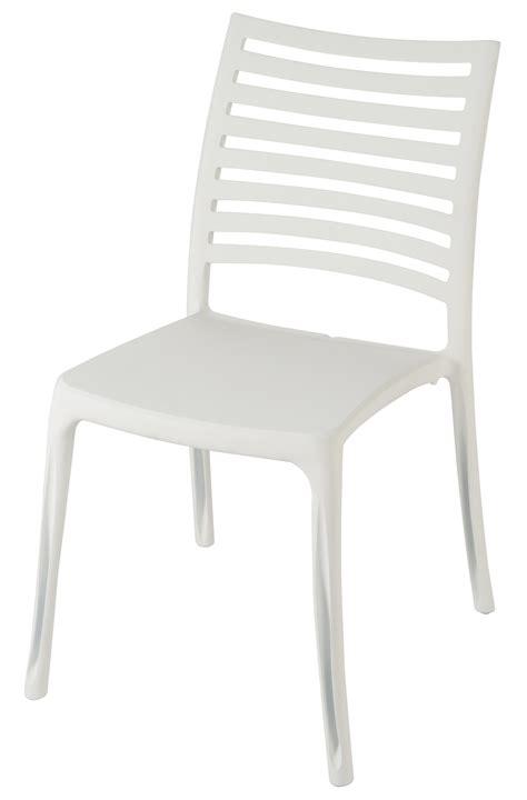 chaise de jardin sunday grosfillex