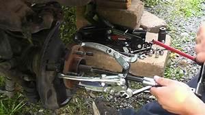Replacing A Wheel Bearing On A S10 Blazer