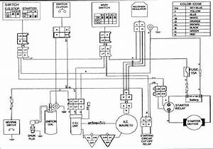 Yamaha Serow 225 Wiring Diagram