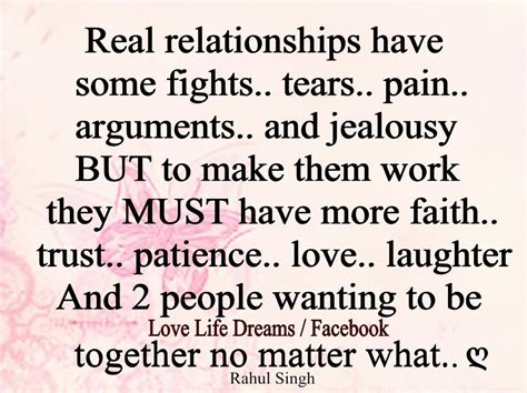 love life dreams  real relationship  fights