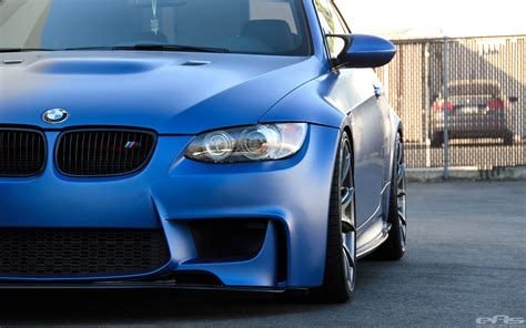 Frozen Blue Bmw For Some Mods Eas