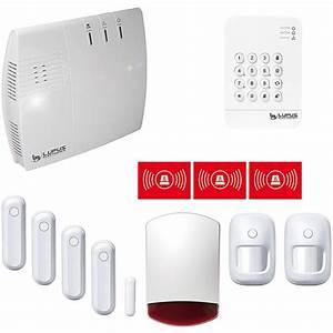 Smart Home Hersteller : lupusec xt2 plus smart home ip alarmanlage set expert ~ Lizthompson.info Haus und Dekorationen