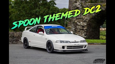 Jdm Honda Integra Type Look Around Jack Youtube