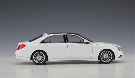 The site owner hides the web page description. Welly 1:24 Mercedes Benz S-Class S600 Diecast Model Car ...