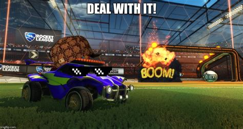 Rocket League Memes - rocket league boom imgflip