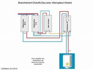Disjoncteur Pour Chauffe Eau : branchement chauffe eau dans un local piscine ~ Dailycaller-alerts.com Idées de Décoration
