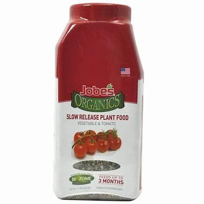 Tomato Slow Release Vegetable Organics Granular Jobe