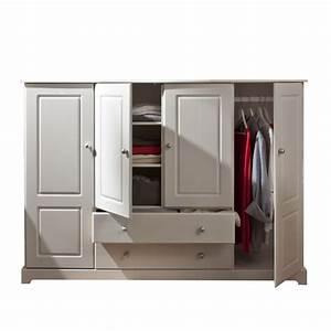 Armoire 3 Suisses : armoire de chambre 3 suisses ~ Teatrodelosmanantiales.com Idées de Décoration