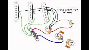 Stratocaster Mod Wiring