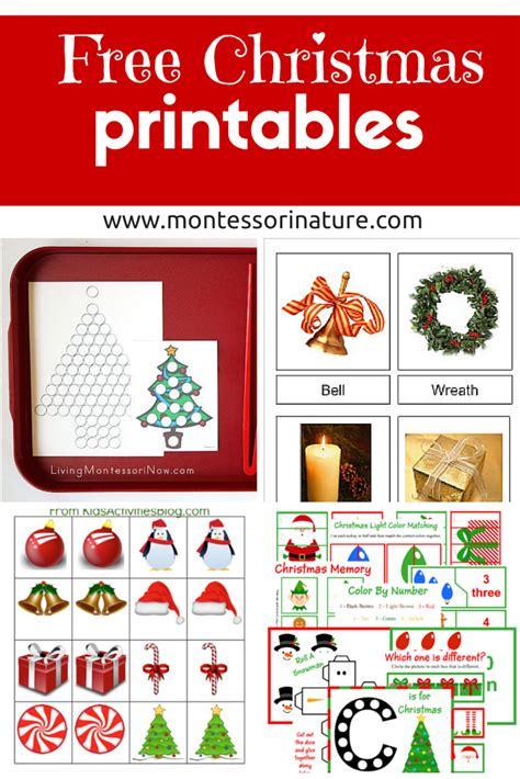 free printables learning resources for 752   Free%2BChristmas%2BPrintables