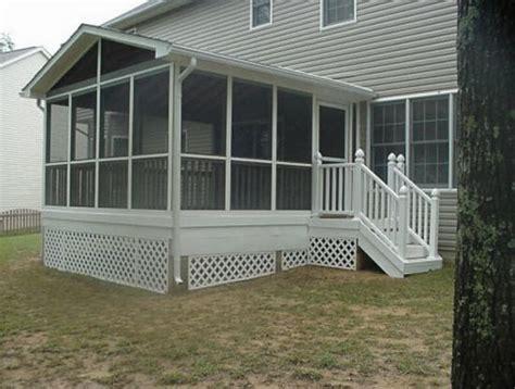 huntersville nc porch build remodel repair huntersville