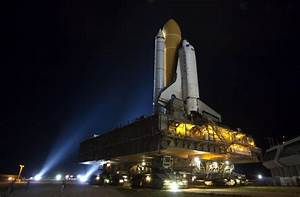 NASA Space Shuttle Atlantis Roll Out to Kennedy Space ...