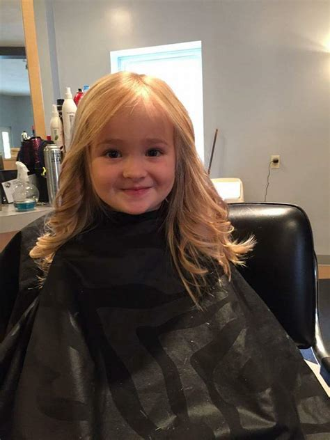40 cute little girl haircuts for a new look this summer