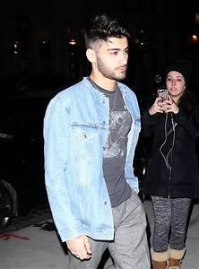 Zayn Malik Wears Acne Studios Denim Jacket in NYC ...