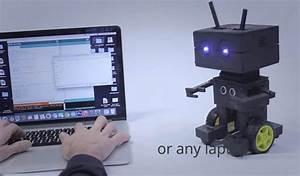 Roboter Selber Bauen Für Anfänger : selbstgebauter roboter aus dem 3d drucker kostet nur 50 euro ~ Watch28wear.com Haus und Dekorationen
