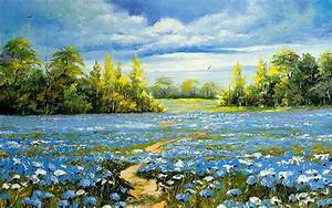 15+ Landscape Paintings of Nature
