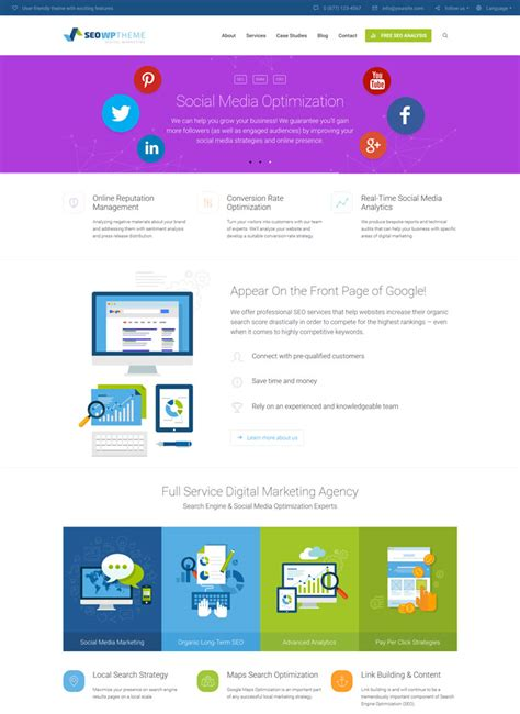 Marketing Package Template by 10 Awesome Marketing Themes And Template Package Collections