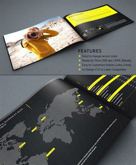 20 Outstanding And Modern Brochure Design Ideas
