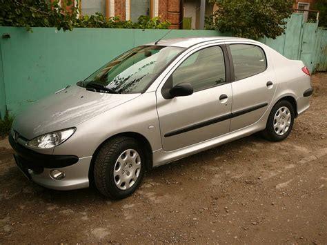 2007 Peugeot 206 Sedan Images 1400cc Gasoline Ff