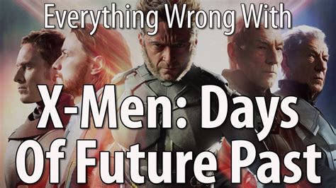 Days Of Future Past. Not Sure